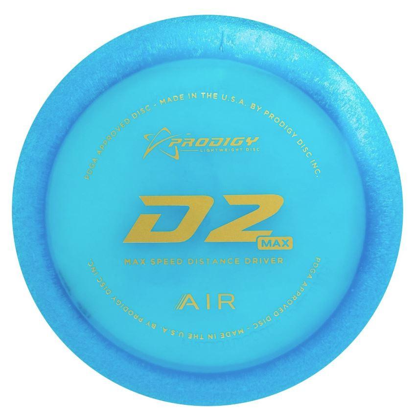 Prodigy 400 Air D2 Max