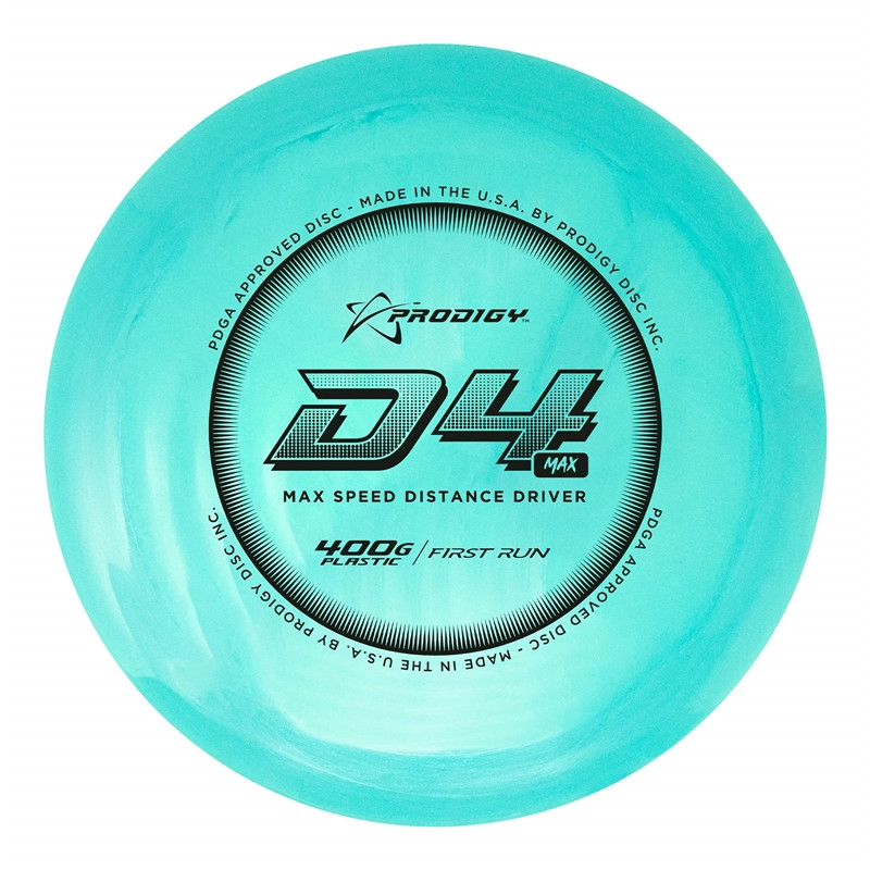 Prodigy 400g D4 Max