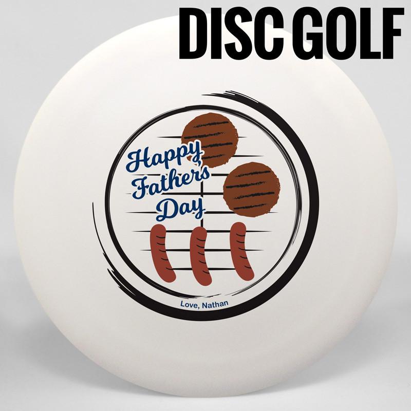 Semi-Custom Discraft Buzzz Father's Day Disc Golf Disc