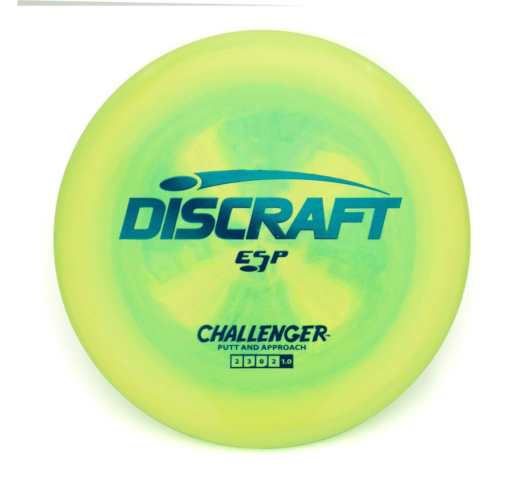 Discraft Swirly ESP Challenger