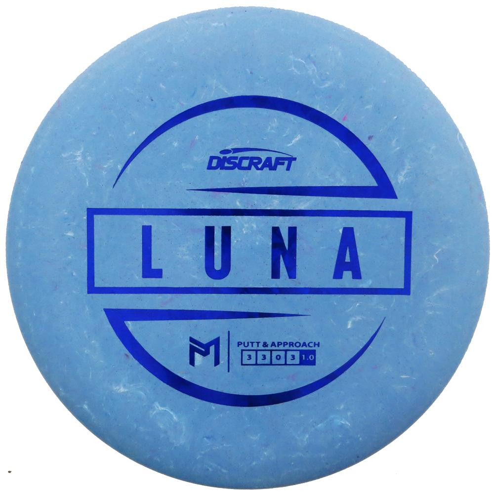 Discraft Stiff Jawbreaker Paul McBeth Luna