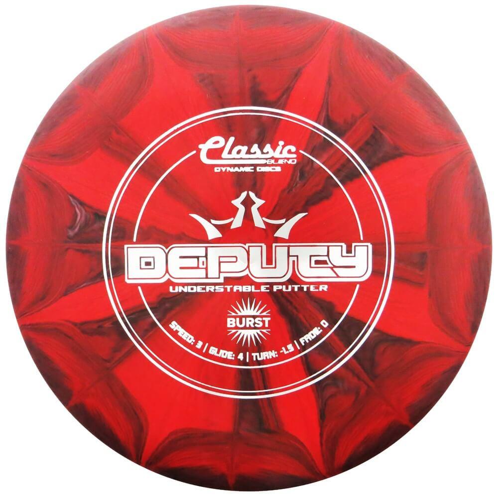 Dynamic Discs Classic Blend Burst Deputy