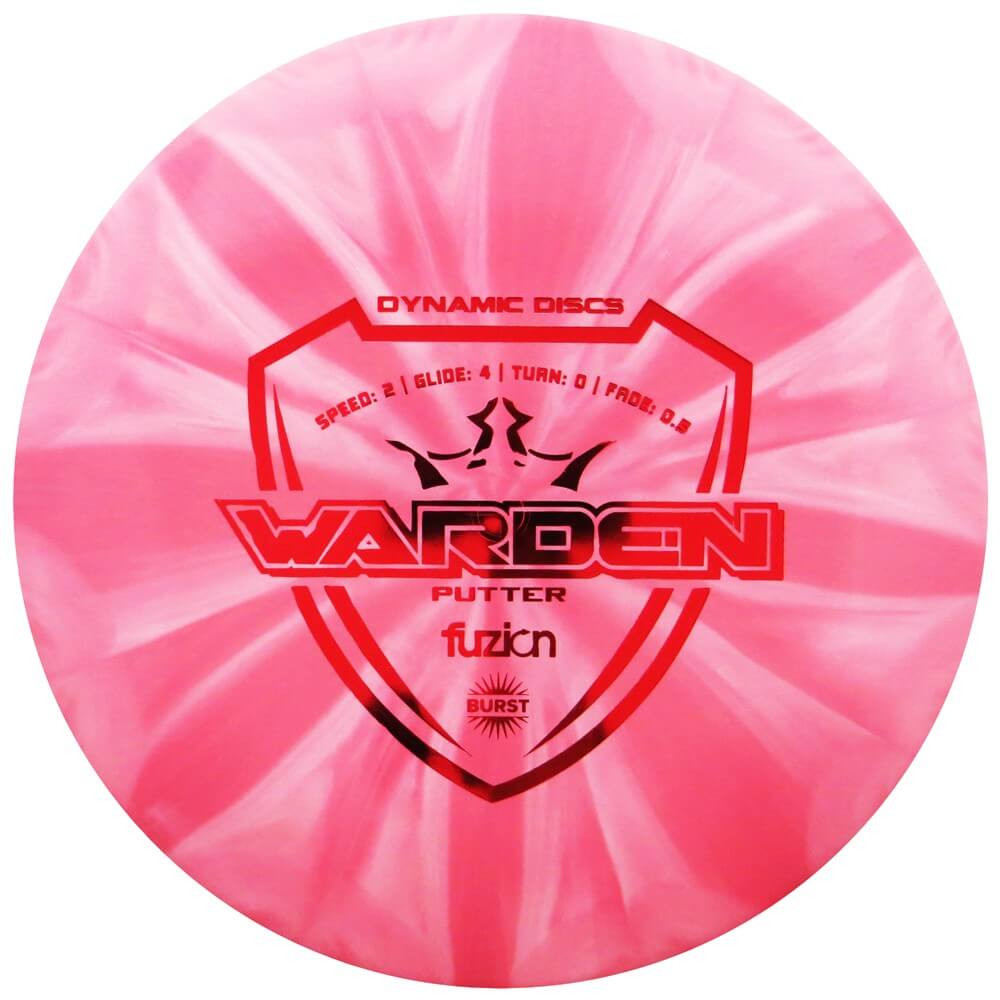 Dynamic Discs Fuzion Burst Warden