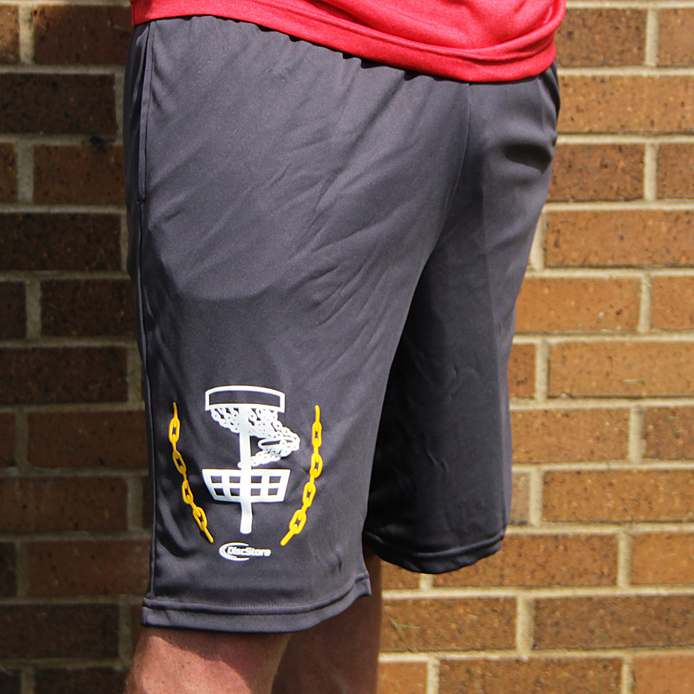 Disc Golf Pocketed Shield Shorts