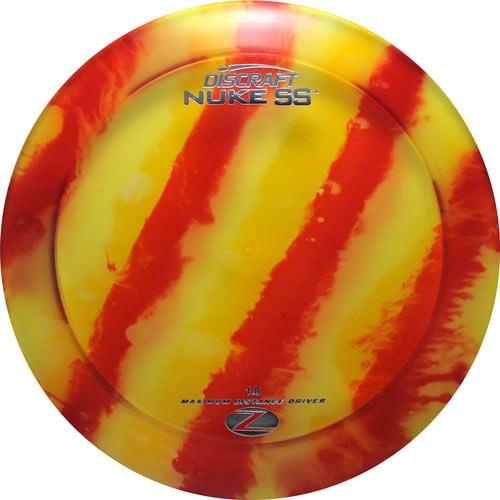 Discraft Elite Z Nuke SS Fly-Dye