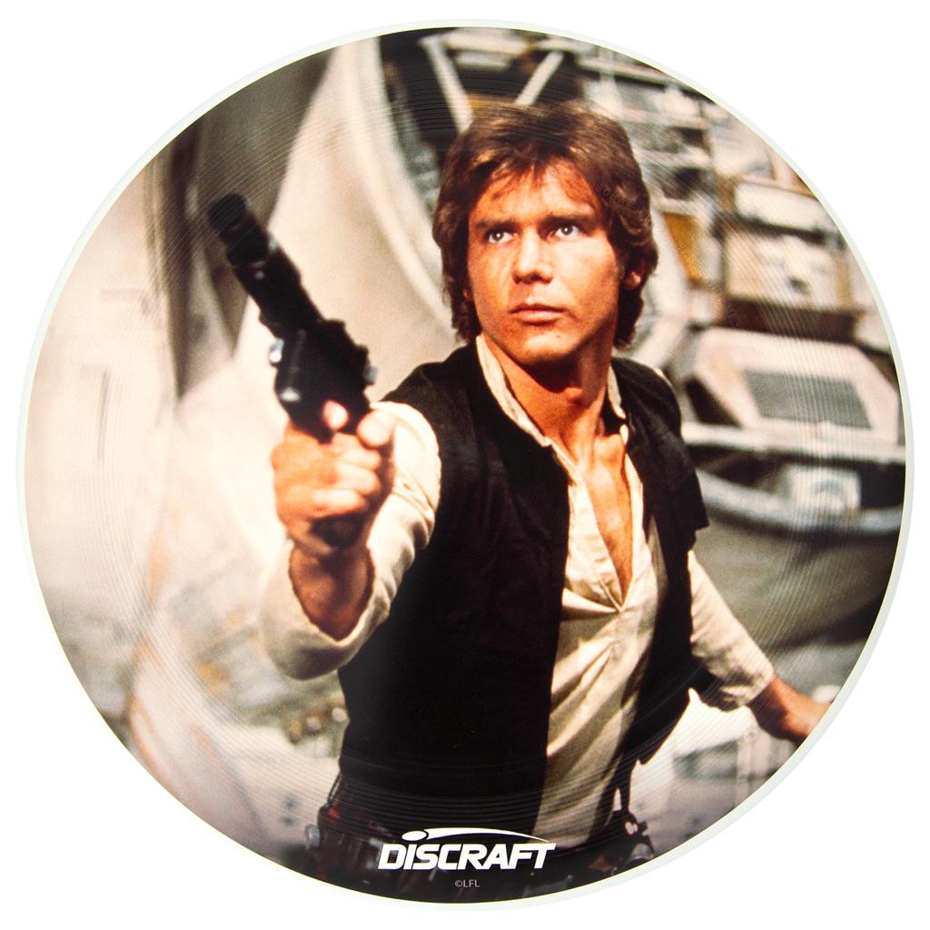 Star Wars Han Solo Supercolor Discraft Ultra-Star