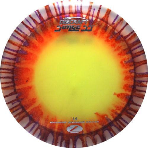 Discraft Elite Z Surge SS Fly-Dye