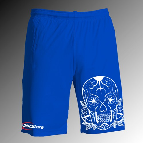 Day of the Disc Shorts
