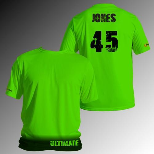 Fade Ultimate Jersey