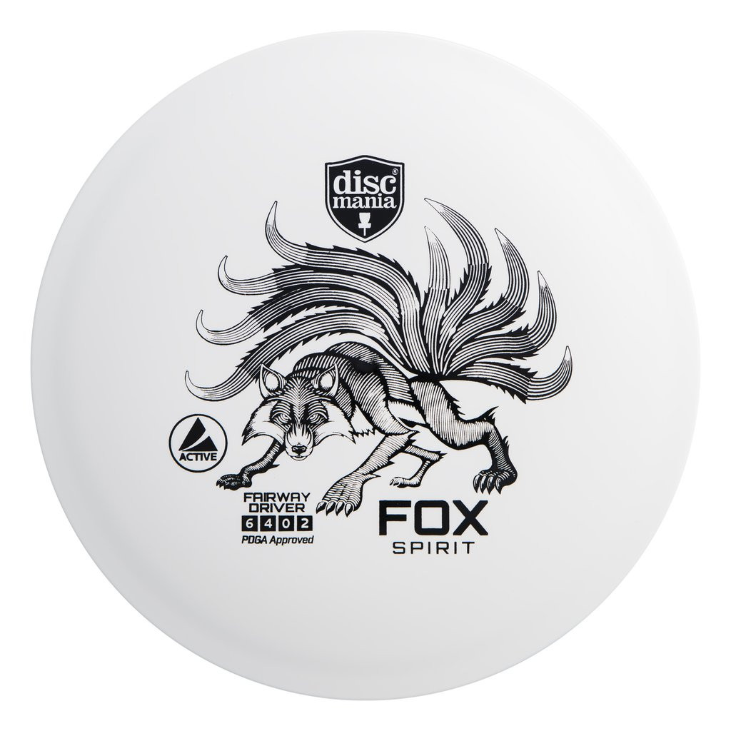 DiscMania Active Baseline Fox Spirit