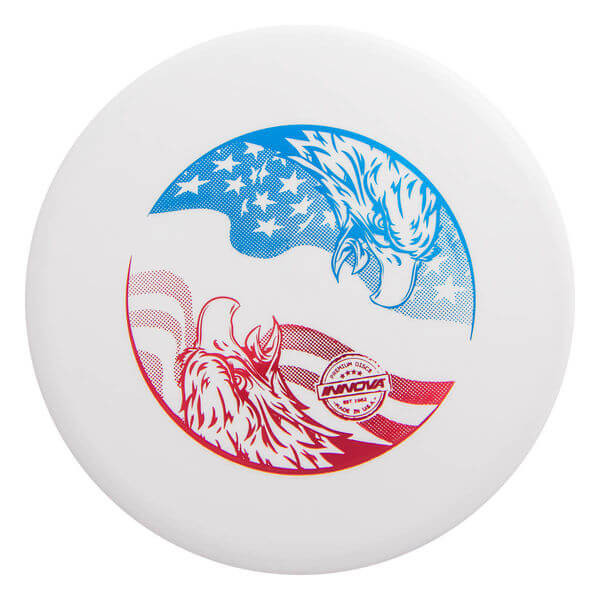 Limited Edition Innova Star Rat Double Eagle Stamp