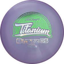 Discraft Titanium Buzzz OS