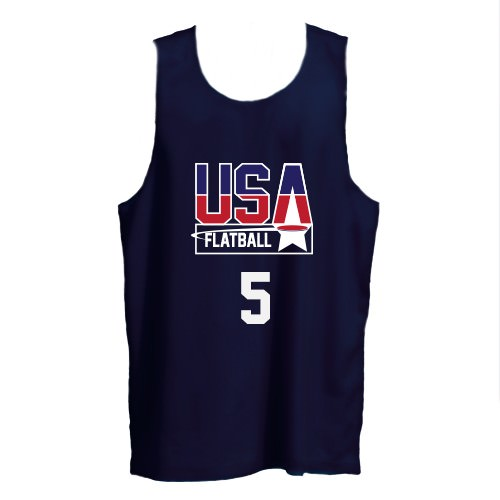 USA Flatball Tanks