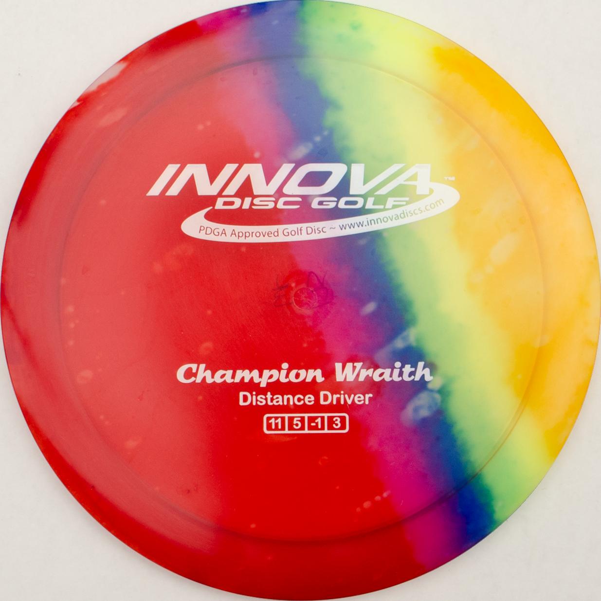 Innova Champion Wraith Fly-Dye