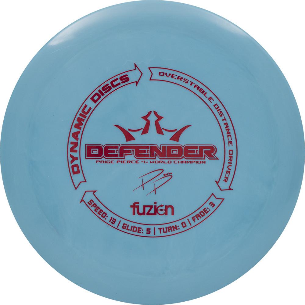 Dynamic Discs Paige Pierce Biofuzion Defender
