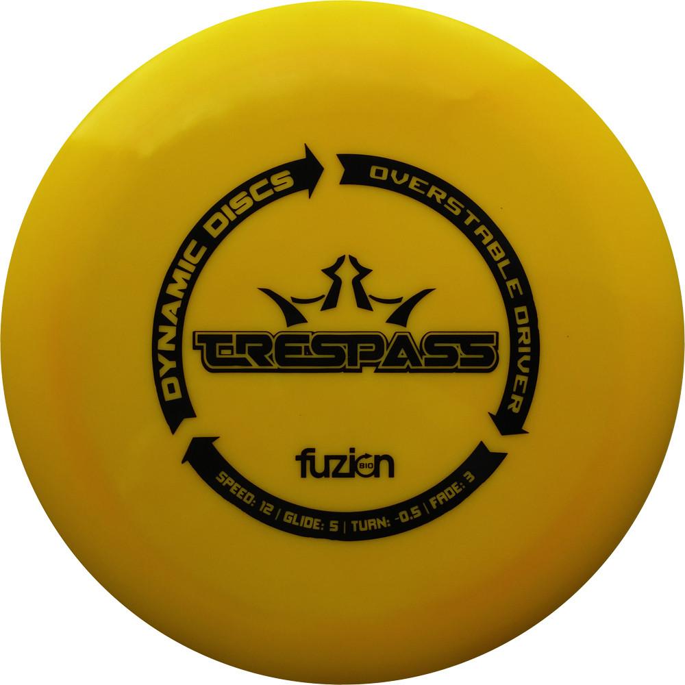 Dynamic Discs BioFuzion Trespass