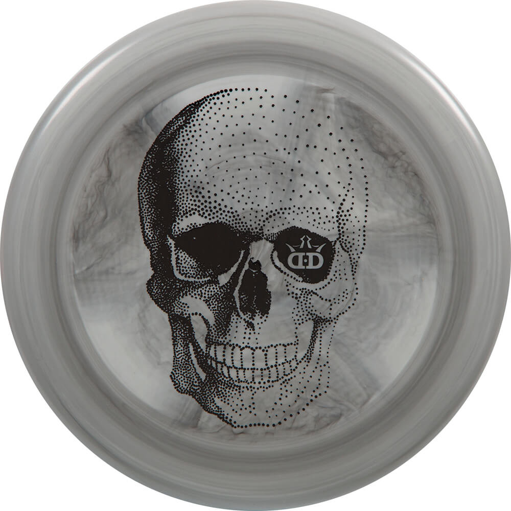 Dynamic Discs Classic Blend Judge Happy Skull