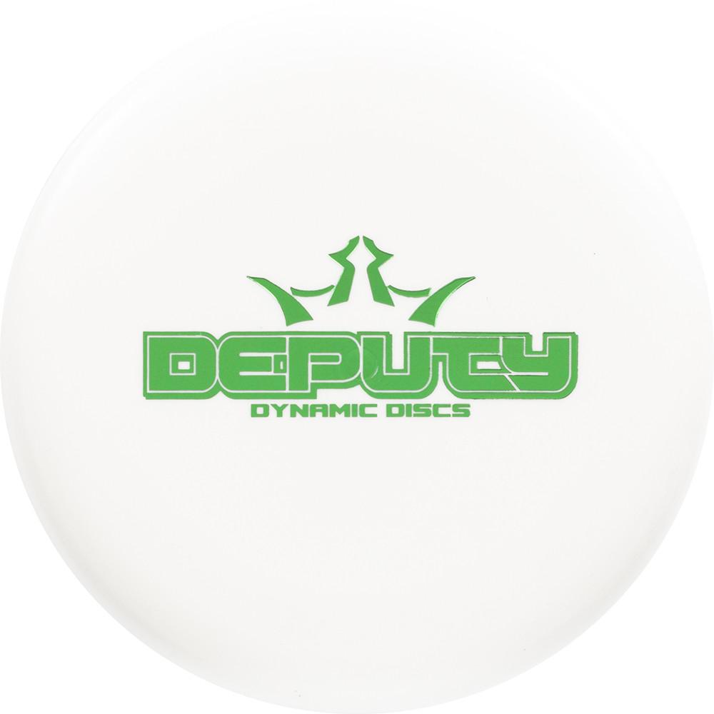 Dynamic Discs Classic Blend Moonshine Deputy Bar Stamp