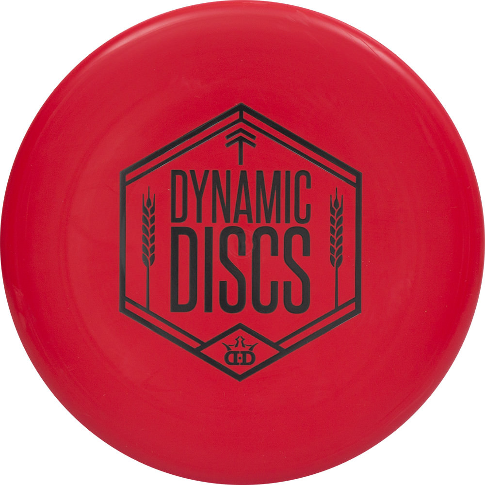 Dynamic Discs Wheat Shield Prime Warden