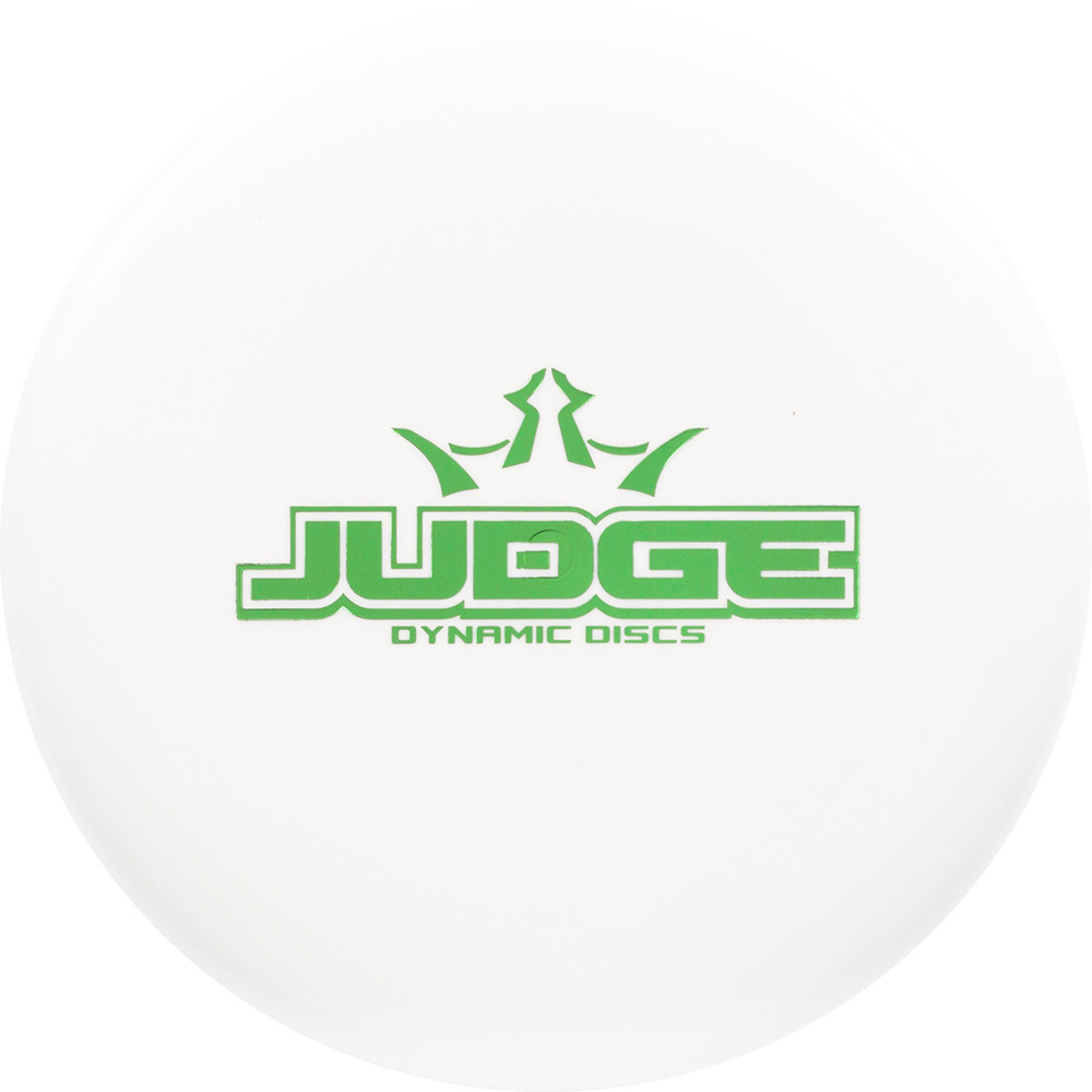 Dynamic Discs Classic Moonshine Judge Bar Stamp