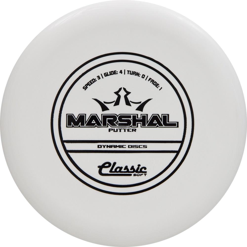 Dynamic Discs Classic Soft Marshal