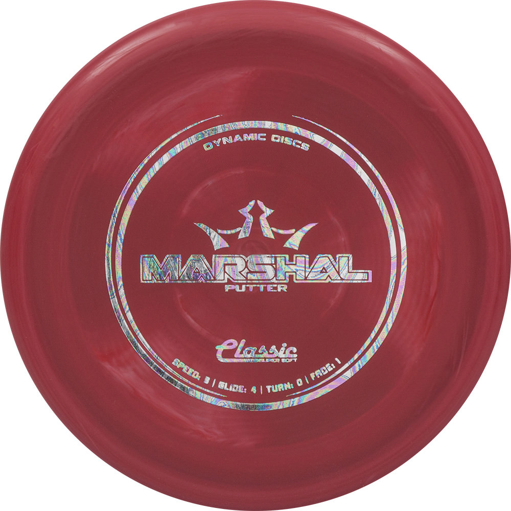 Dynamic Discs Classic Super Soft Marshal