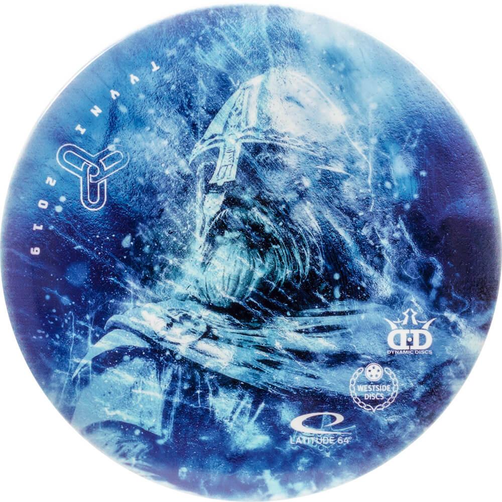 Dynamic Discs Tyyni Open Fundraiser DyeMax Fuzion Felon