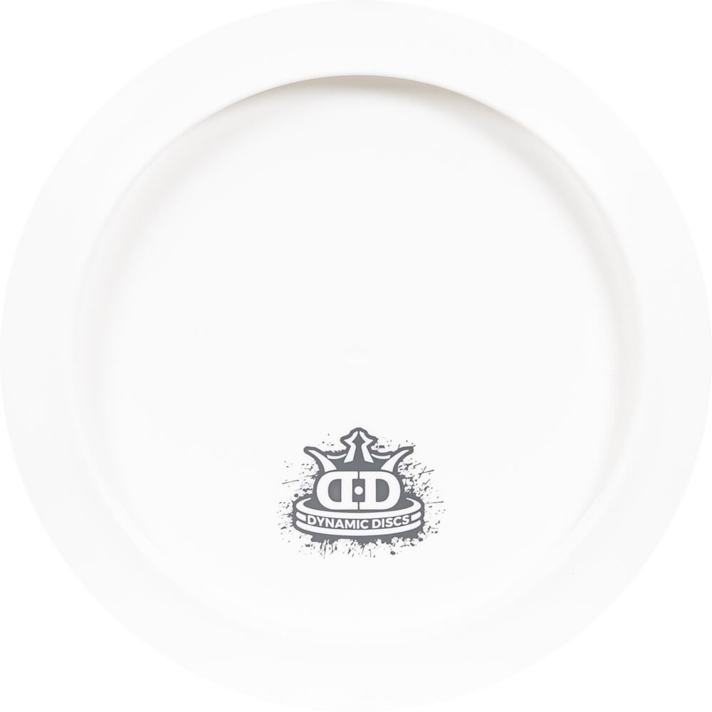 """Dynamic Discs Bottom Stamped Fuzion Captain """"Blank Canvas"""""""