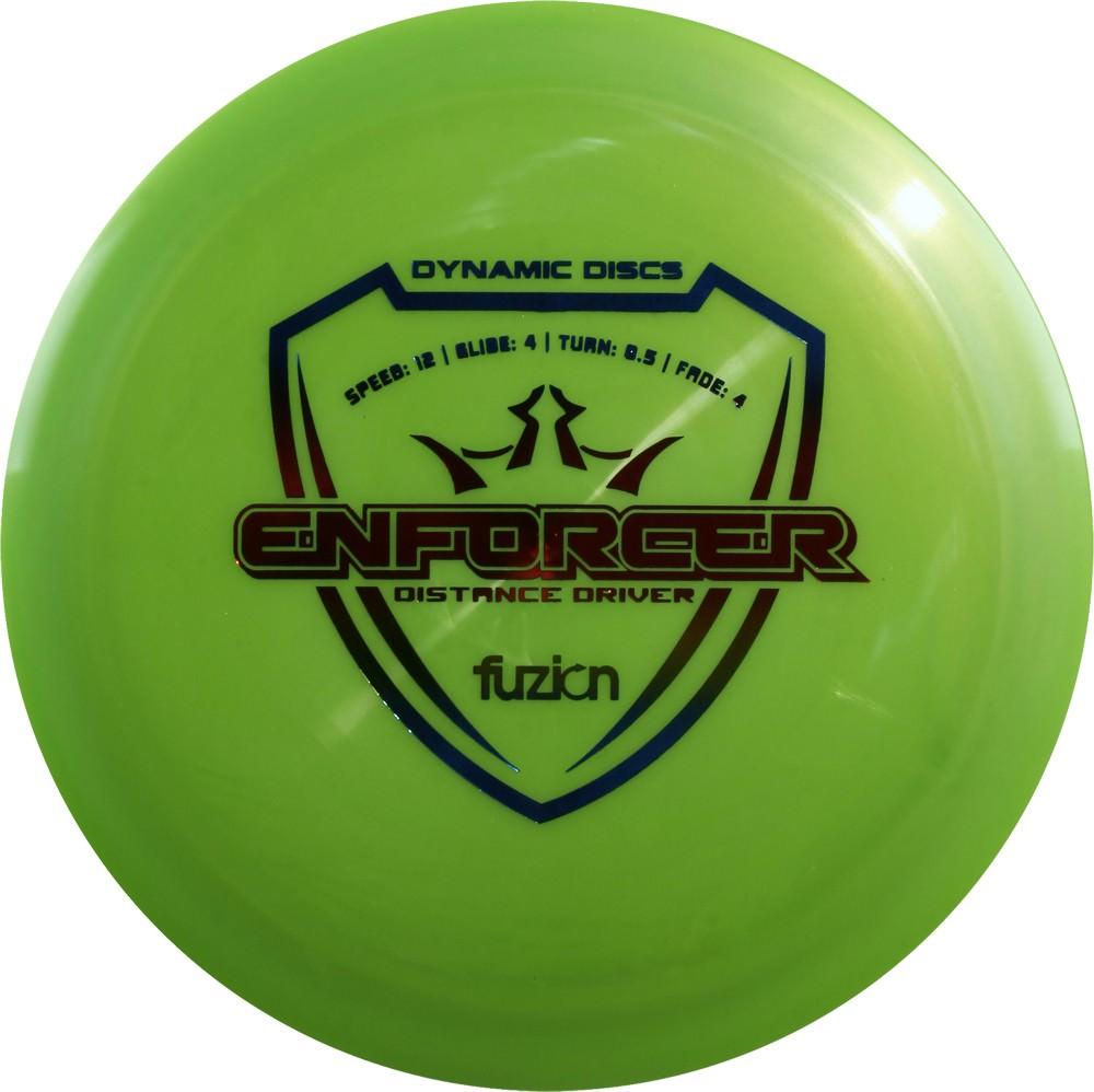 Dynamic Discs Fuzion Enforcer