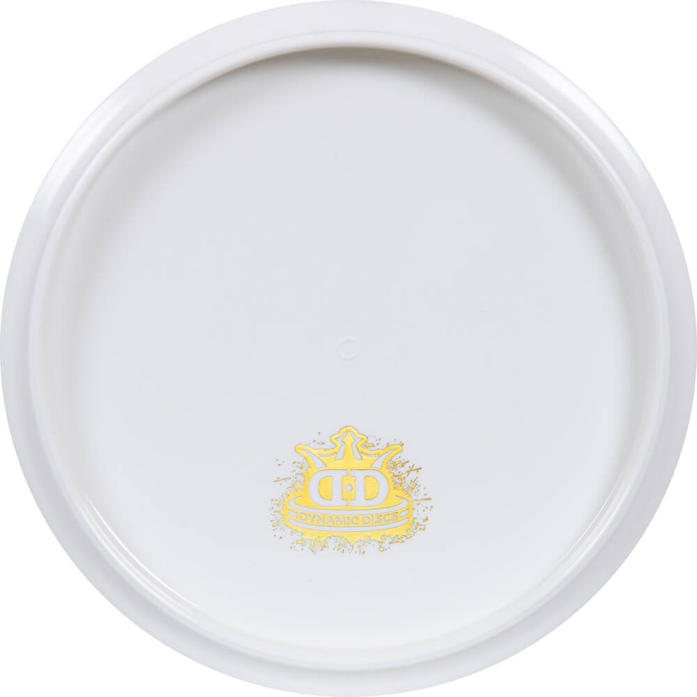 """Dynamic Discs Bottom Stamped Fuzion Justice """"Blank Canvas"""""""