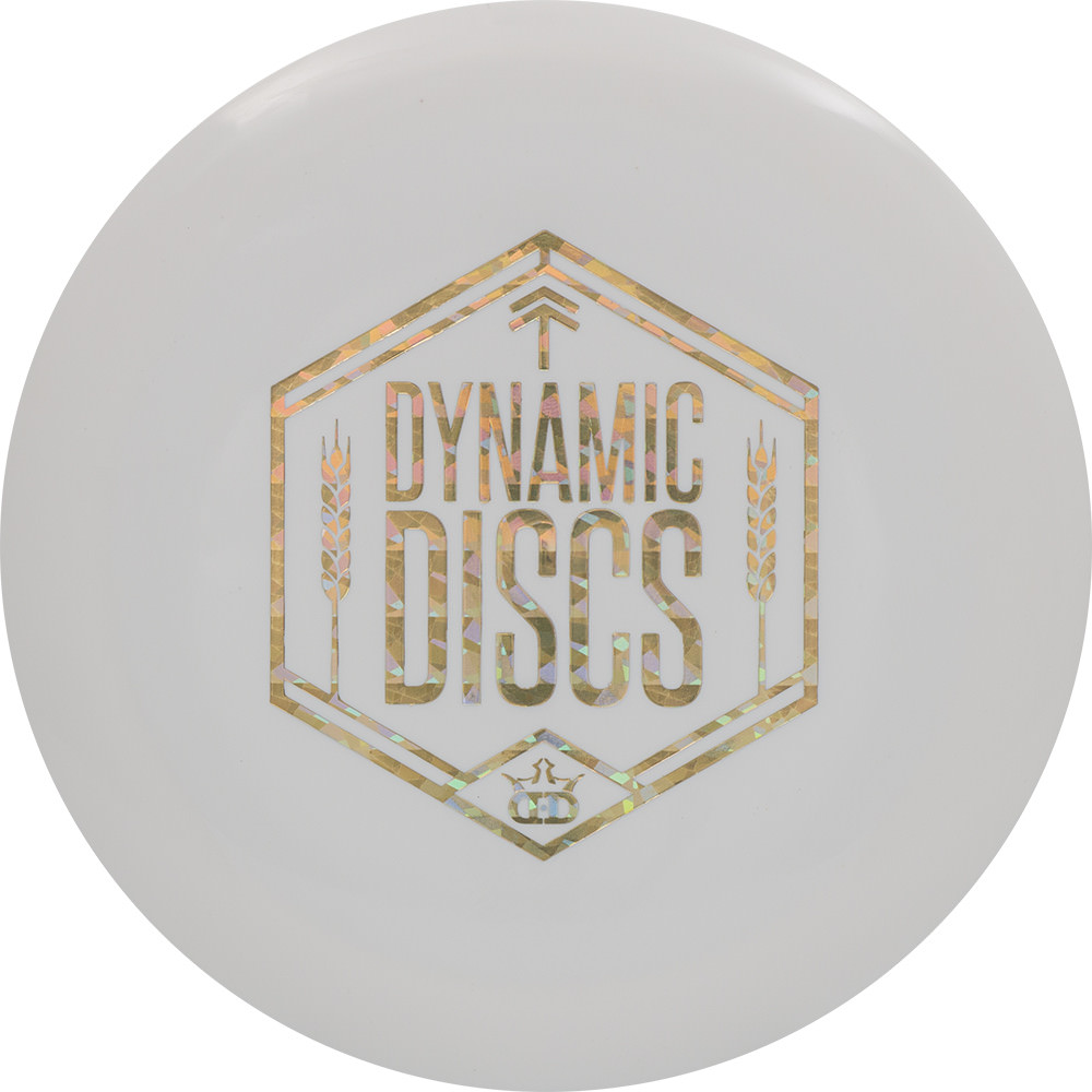 Dynamic Discs Wheat Shield Fuzion Sheriff