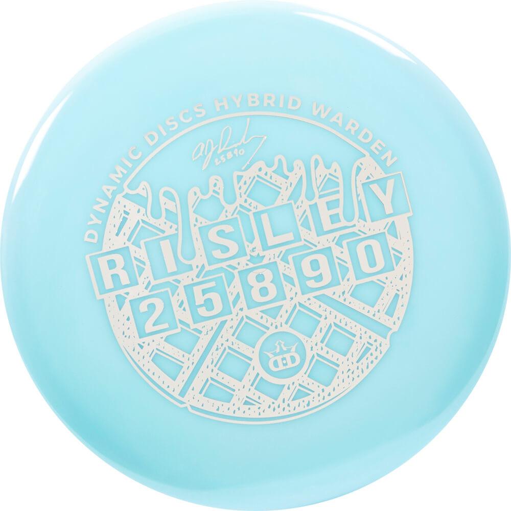 Dynamic Discs Hybrid Warden AJ Risley 2019 Team Series