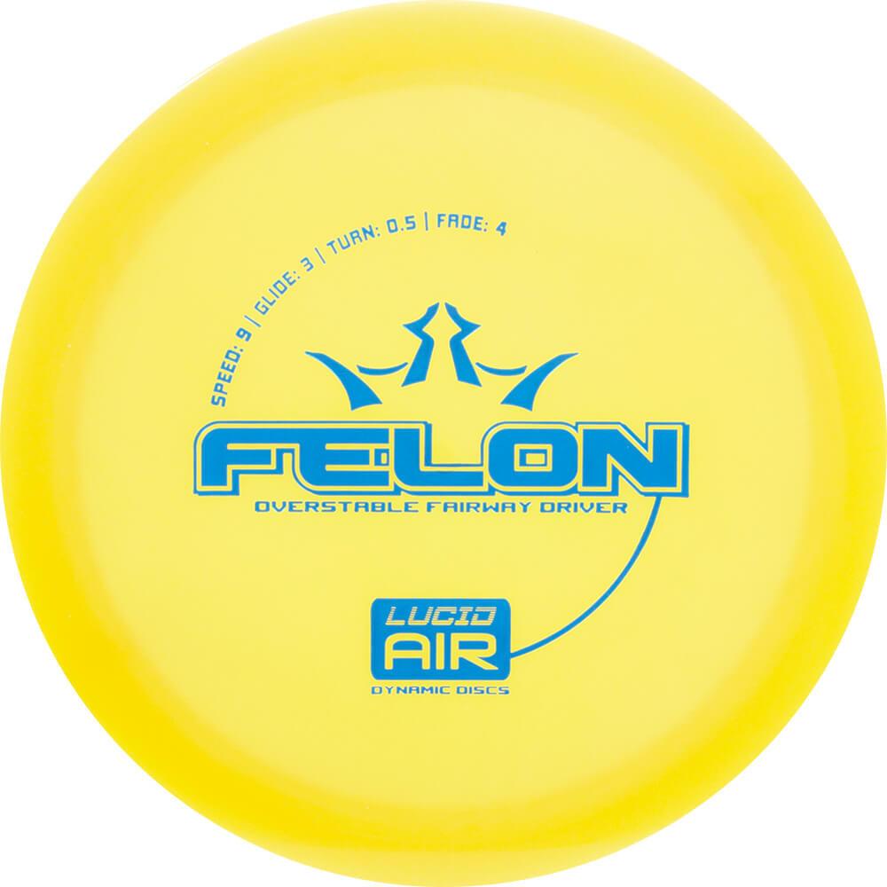 Dynamic Discs Lucid Air Felon