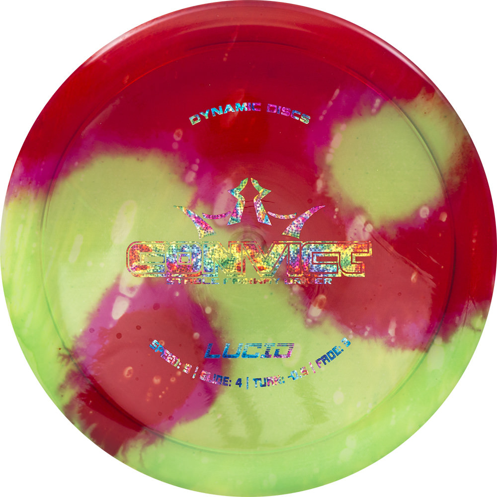 Dynamic Discs Lucid Convict MyDye