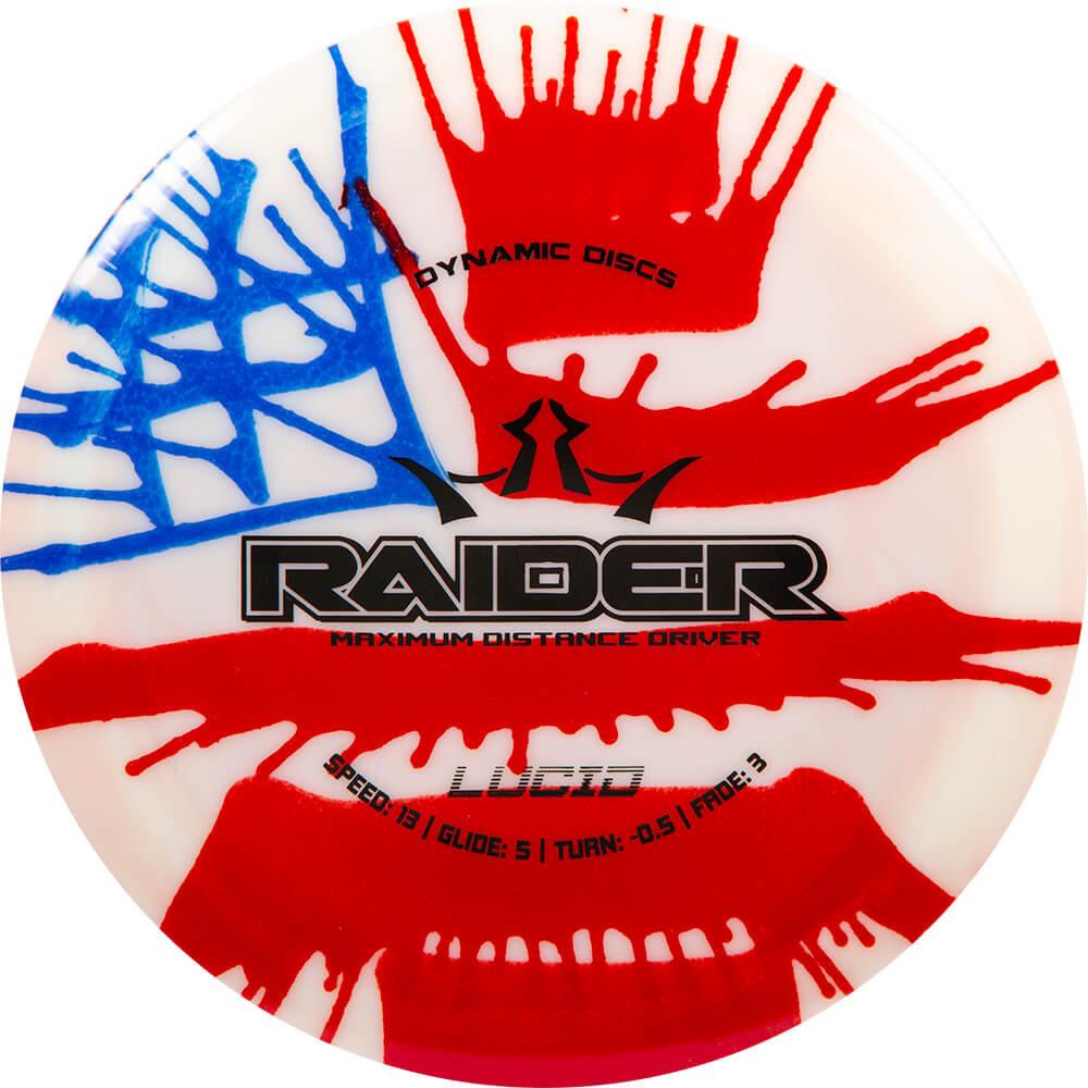 Dynamic Discs Lucid Raider MyDye