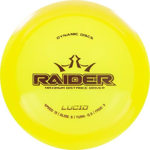 Dynamic Discs Lucid Raider