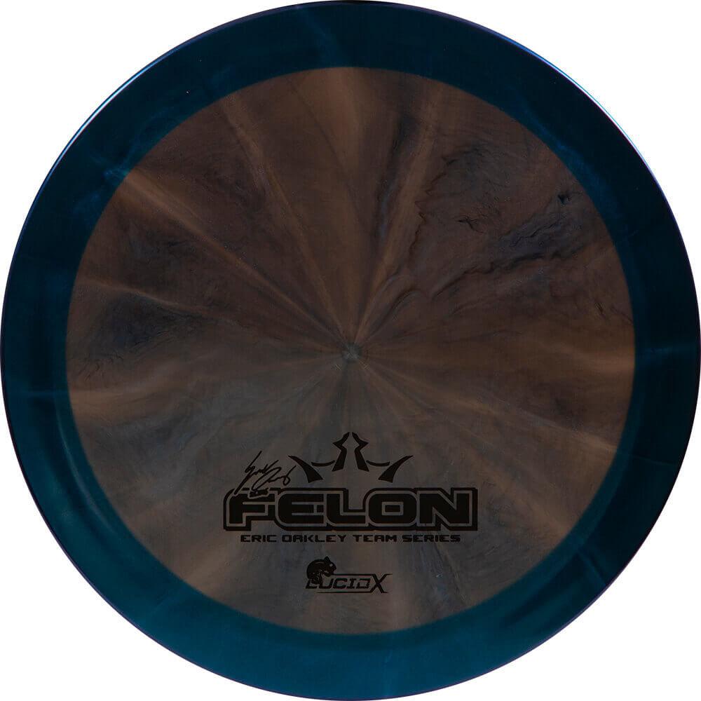 Dynamic Discs Lucid-X Chameleon Felon Eric Oakley 2020 Team Series