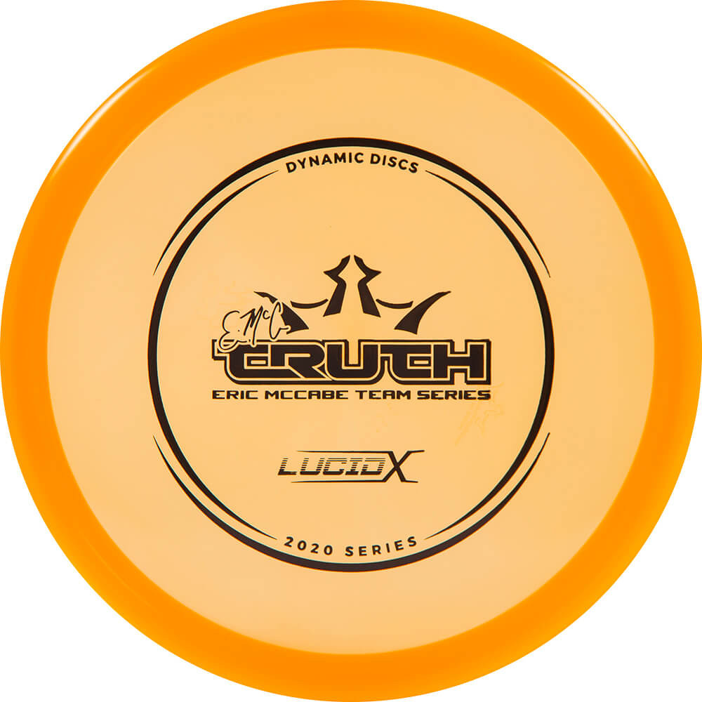 Dynamic Discs Lucid-X EMAC Truth Eric McCabe 2020 Tour Series