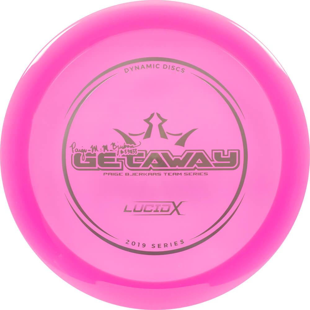 Dynamic Discs Lucid-X Getaway 2019 Paige Bjerkaas Tour Series