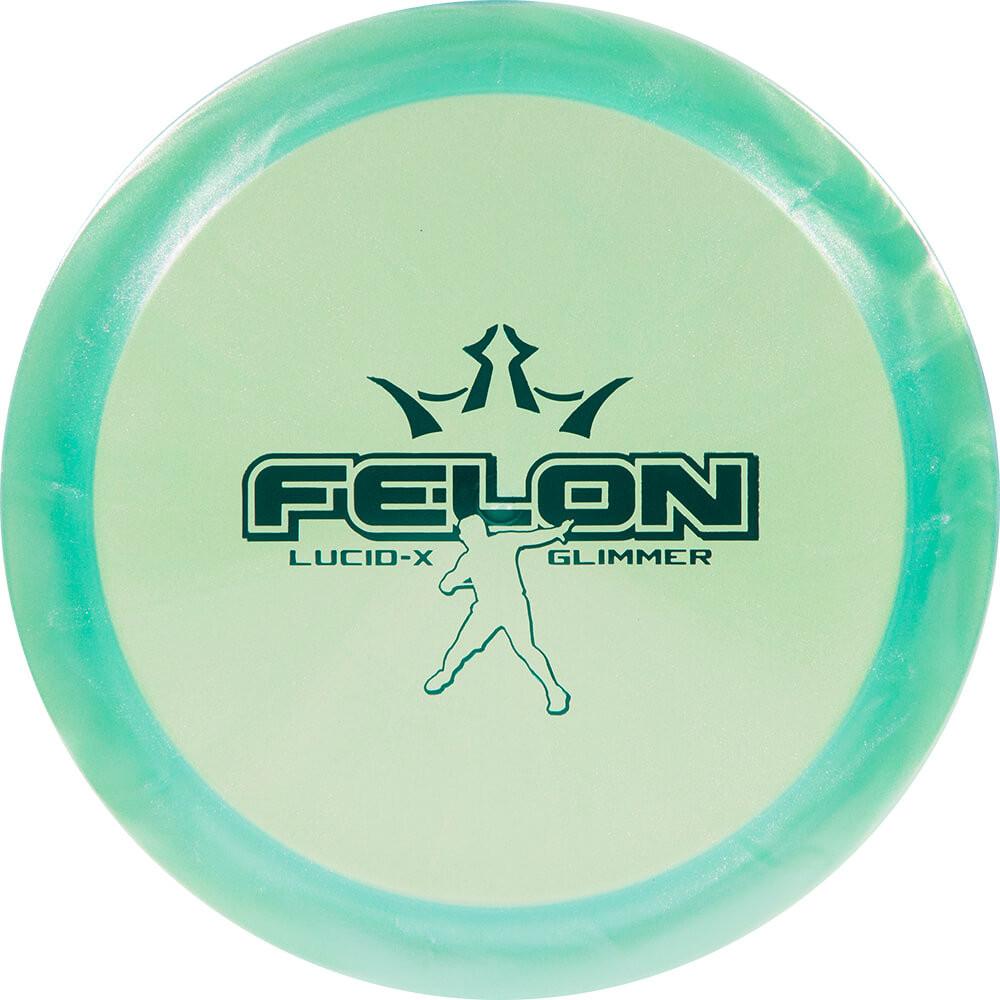 Dynamic Discs Lucid-X Glimmer Felon Eric Oakley 2020 Team Series