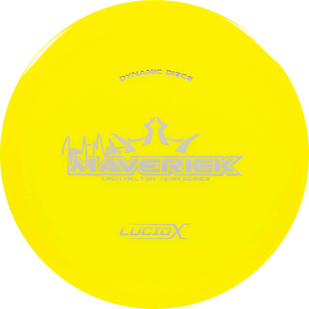 Dynamic Discs Lucid-X Maverick Zach Melton 2018 Tour Series