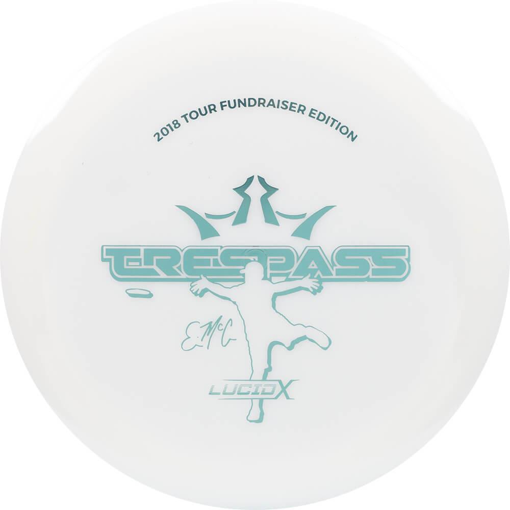 Dynamic Discs Lucid-X Trespass Eric McCabe 2018 Team Series