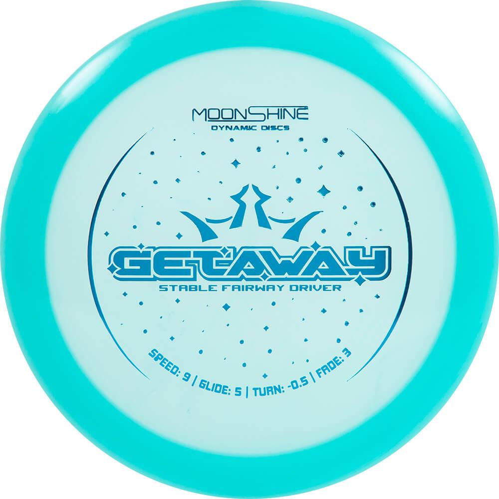 Dynamic Discs Color Glow Moonshine Getaway