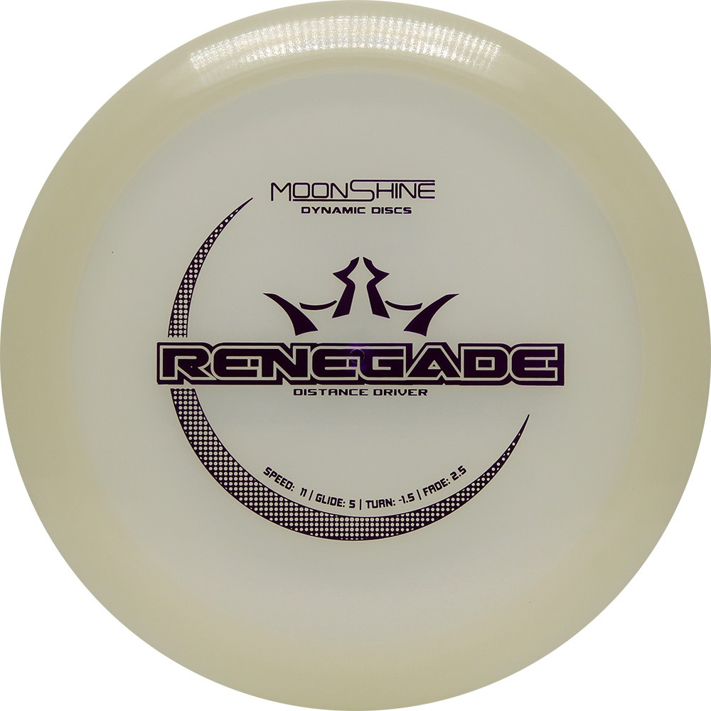 Dynamic Discs Moonshine Renegade