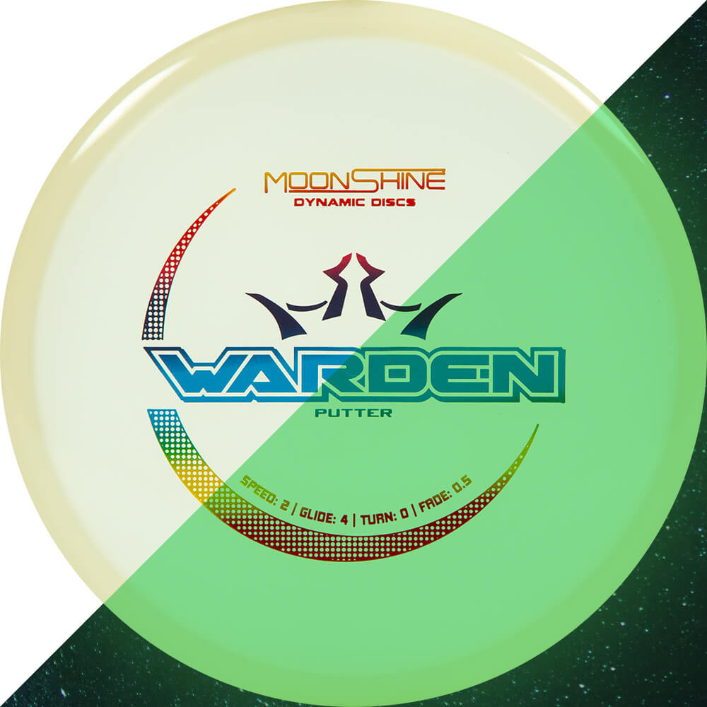 Dynamic Discs Moonshine Warden