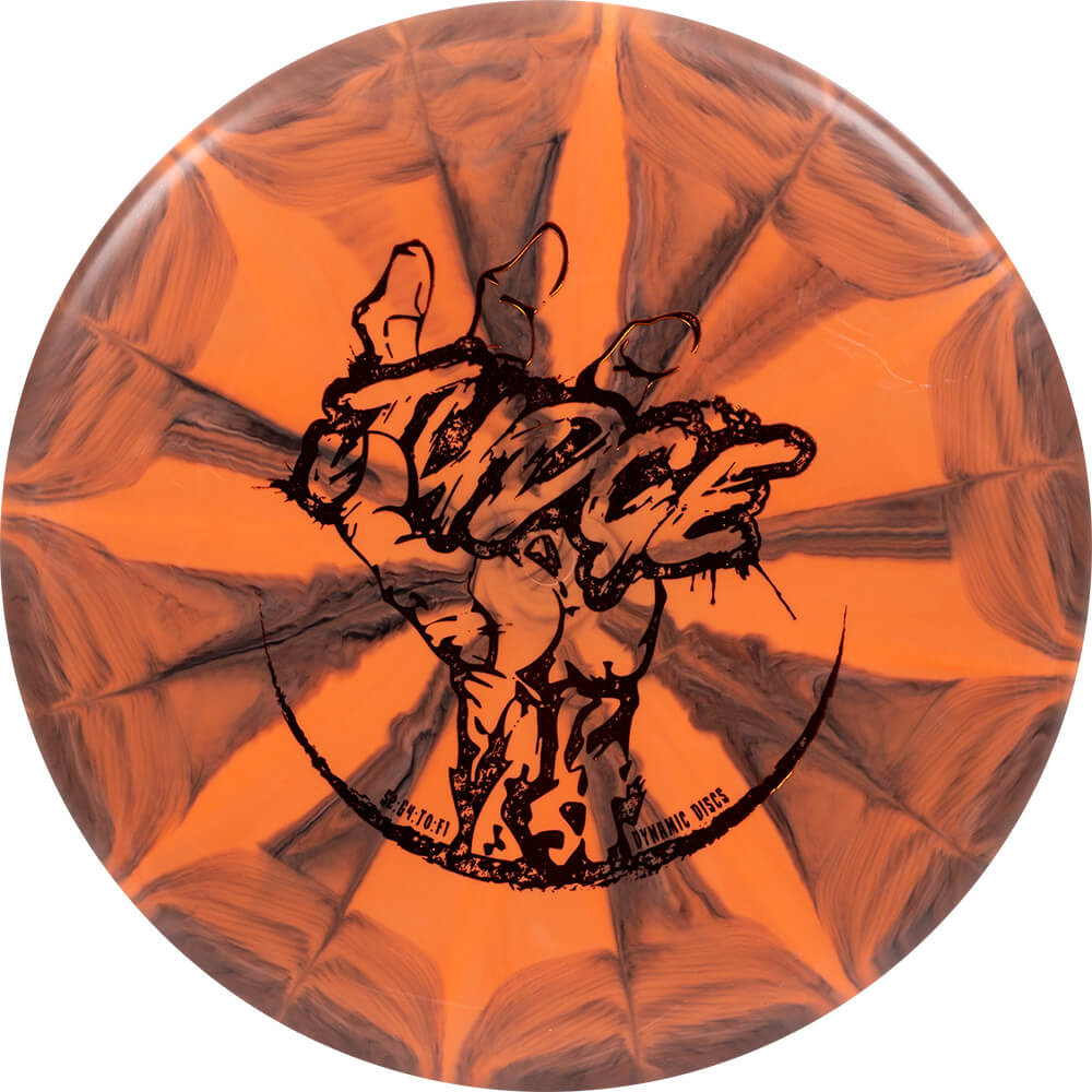 Dynamic Discs Prime Burst Judge Halloween Stamp