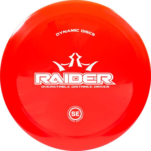 Dynamic Discs Special Edition Fuzion X-Blend Raider