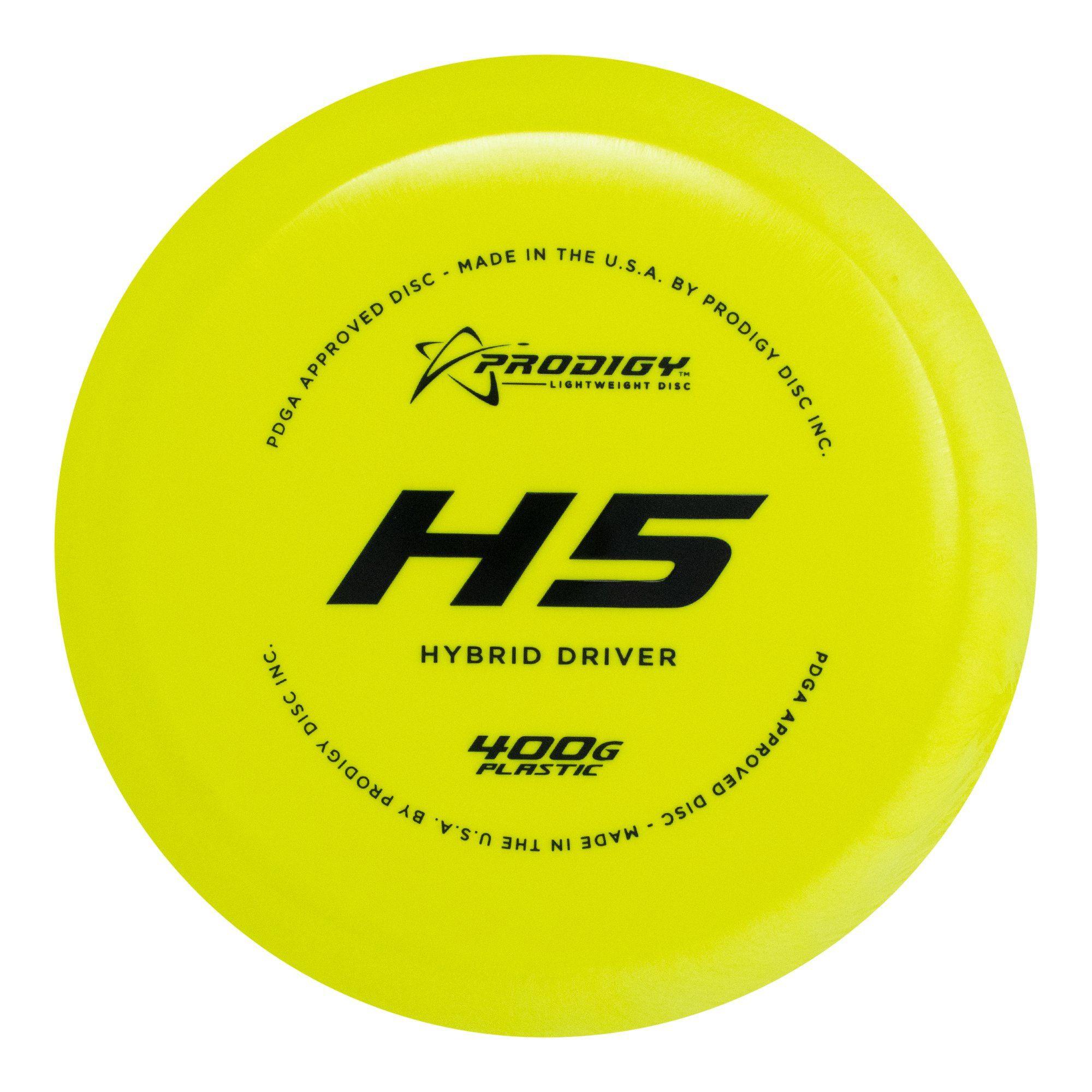 Prodigy 400g H5