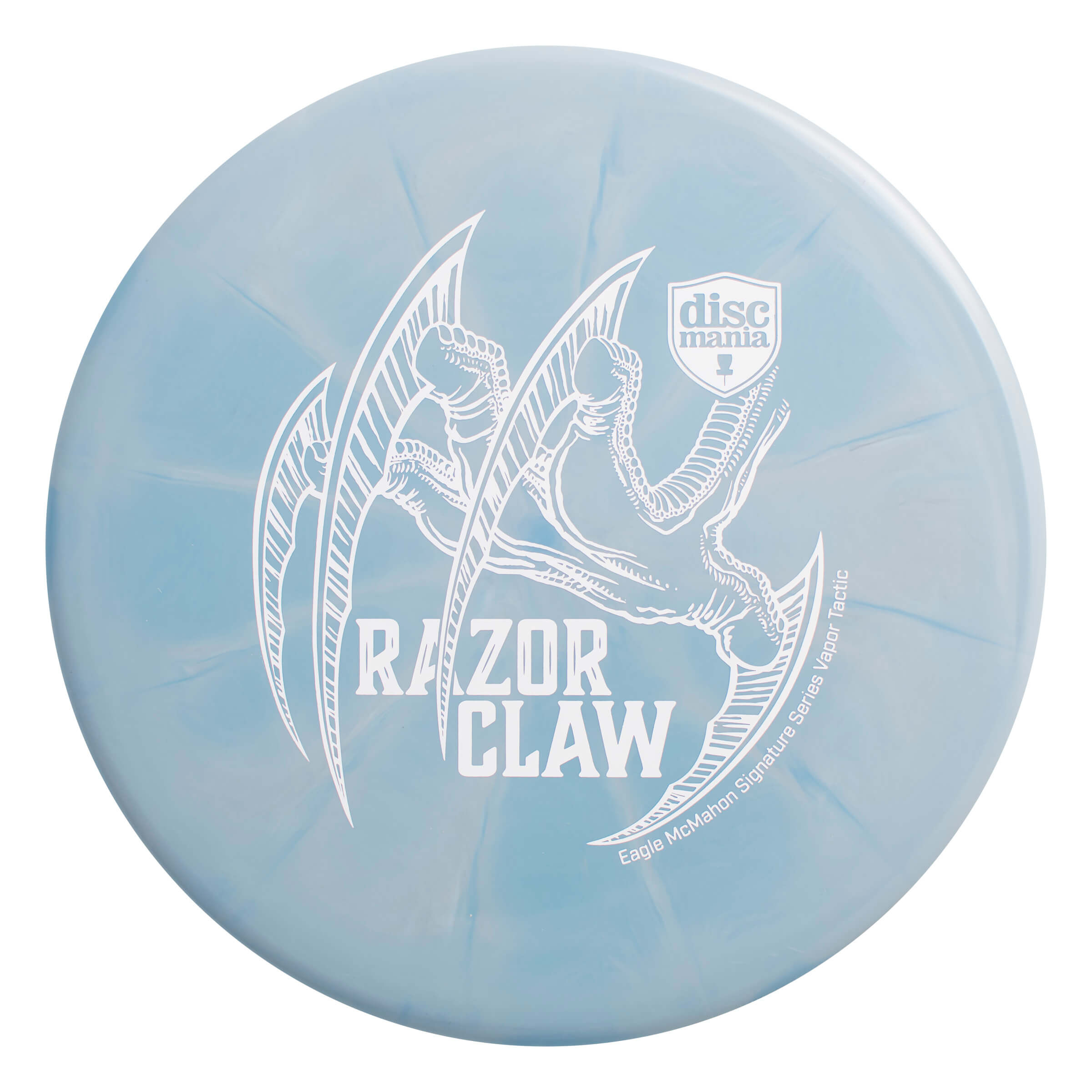 Discmania Evolution Vapor Tactic Eagle McMahon Signature Series Razor Claw