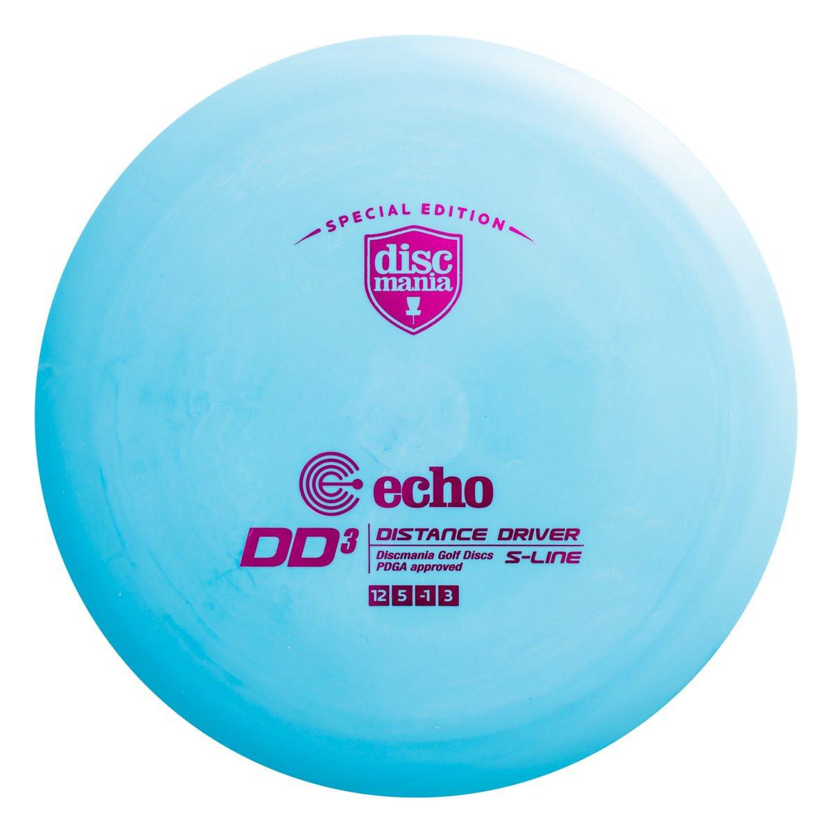 Discmania Special Edition Echo S-Line DD3